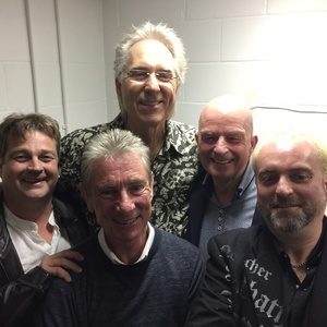 With Gary Puckett